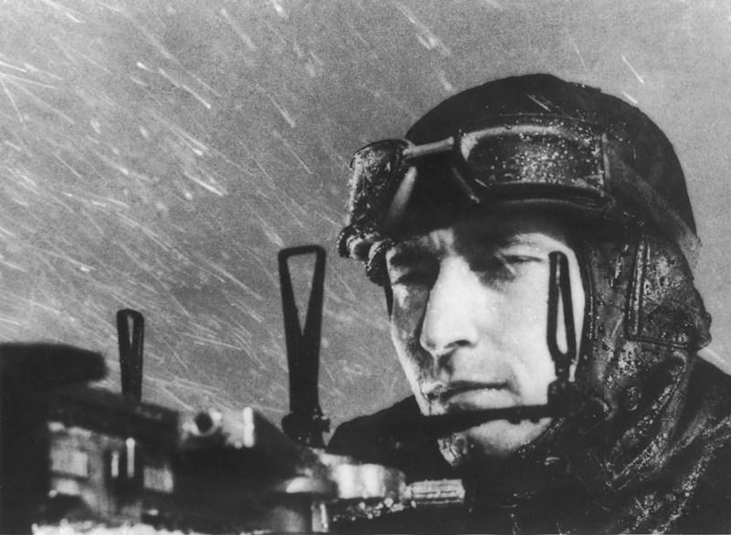 Torpedoman Victor Cherokov