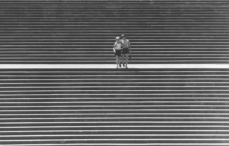 Odessa. Stairs