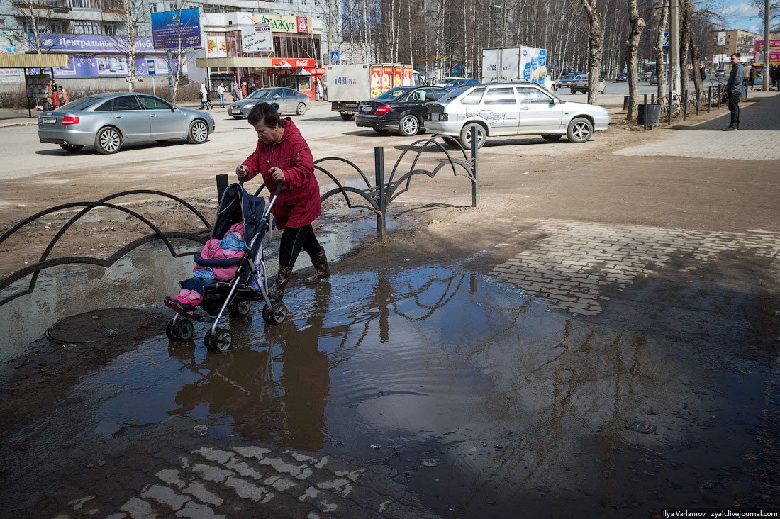 Bad bad city of Syktyvkar: Another dirty northern place in Russia - 10
