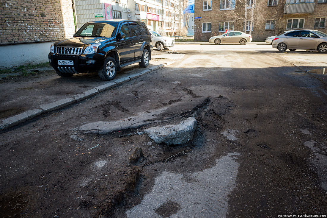 Bad bad city of Syktyvkar: Another dirty northern place in Russia - 15