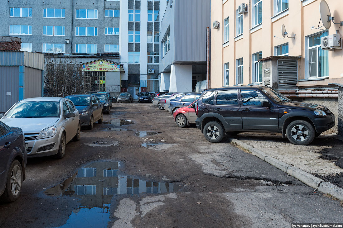Bad bad city of Syktyvkar: Another dirty northern place in Russia - 16