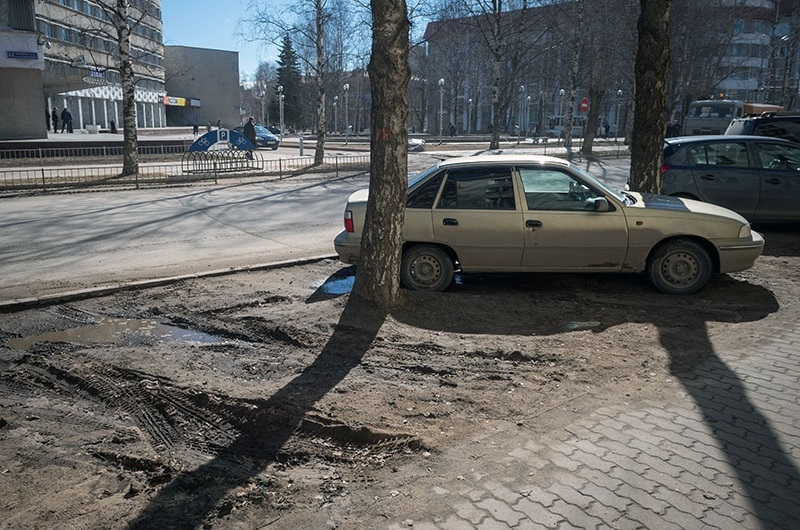 Bad bad city of Syktyvkar: Another dirty northern place in Russia - 20