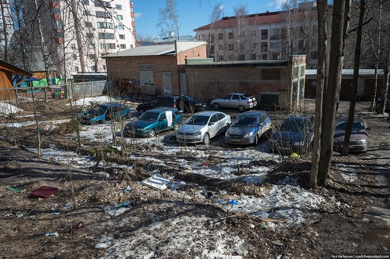 Bad bad city of Syktyvkar: Another dirty northern place in Russia - 22