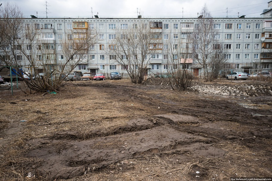Bad bad city of Syktyvkar: Another dirty northern place in Russia - 24