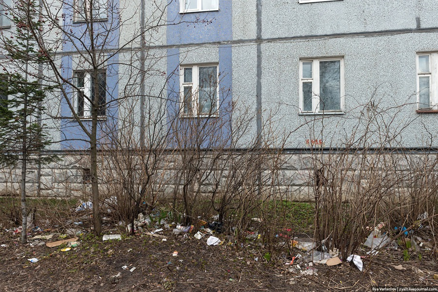 Bad bad city of Syktyvkar: Another dirty northern place in Russia - 25