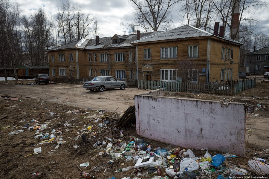 Bad bad city of Syktyvkar: Another dirty northern place in Russia - 30