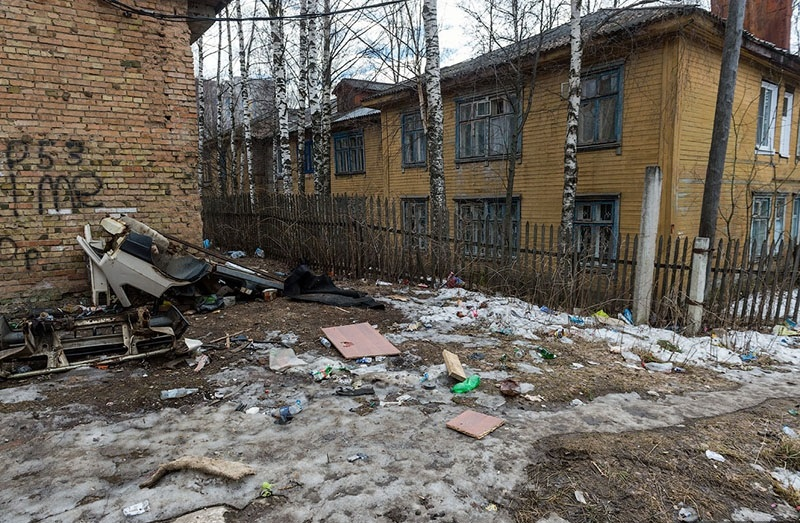 Bad bad city of Syktyvkar: Another dirty northern place in Russia - 33