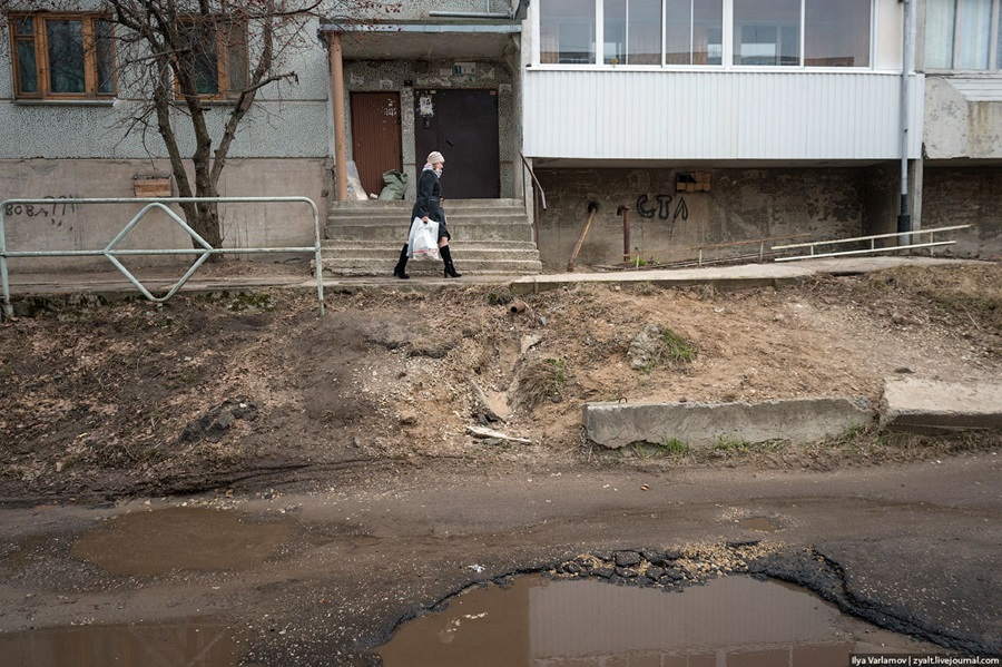 Bad bad city of Syktyvkar: Another dirty northern place in Russia - 35