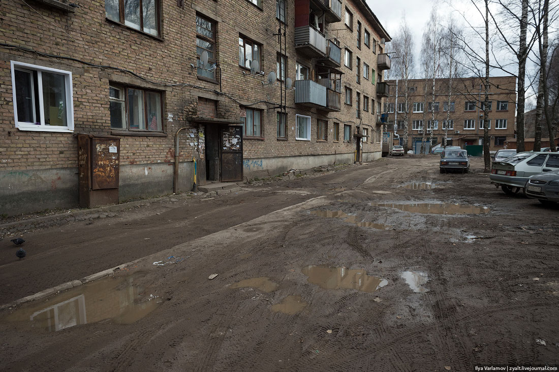 Bad bad city of Syktyvkar: Another dirty northern place in Russia - 36