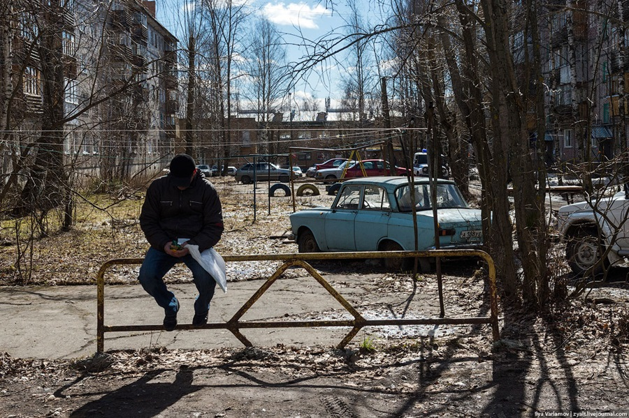 Bad bad city of Syktyvkar: Another dirty northern place in Russia - 39