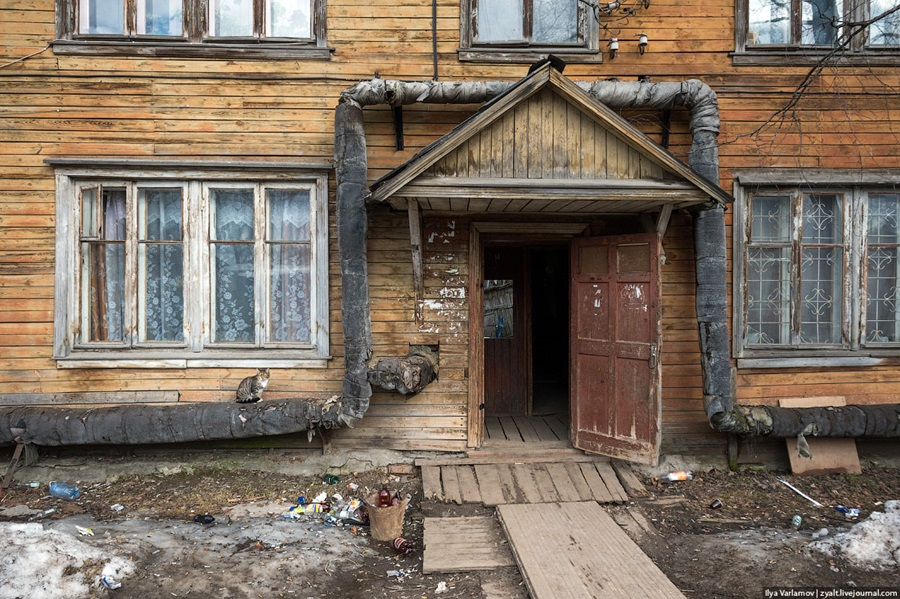 Bad bad city of Syktyvkar: Another dirty northern place in Russia - 43