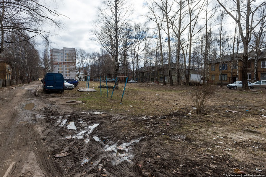 Bad bad city of Syktyvkar: Another dirty northern place in Russia - 47