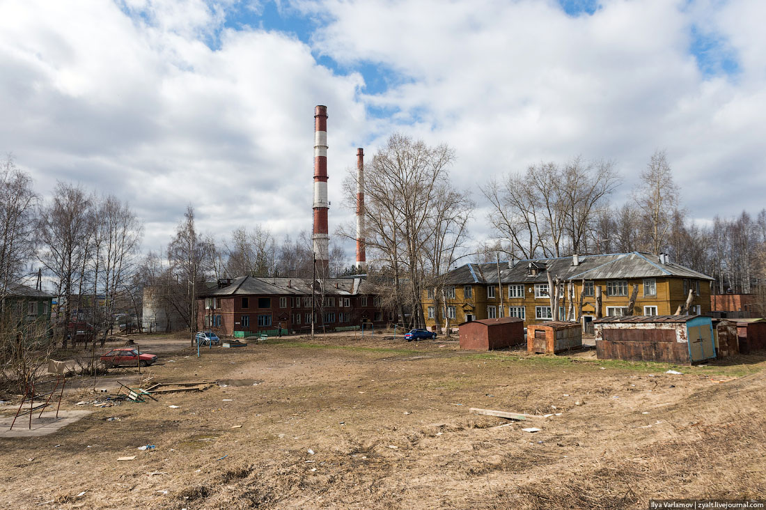 Bad bad city of Syktyvkar: Another dirty northern place in Russia - 48