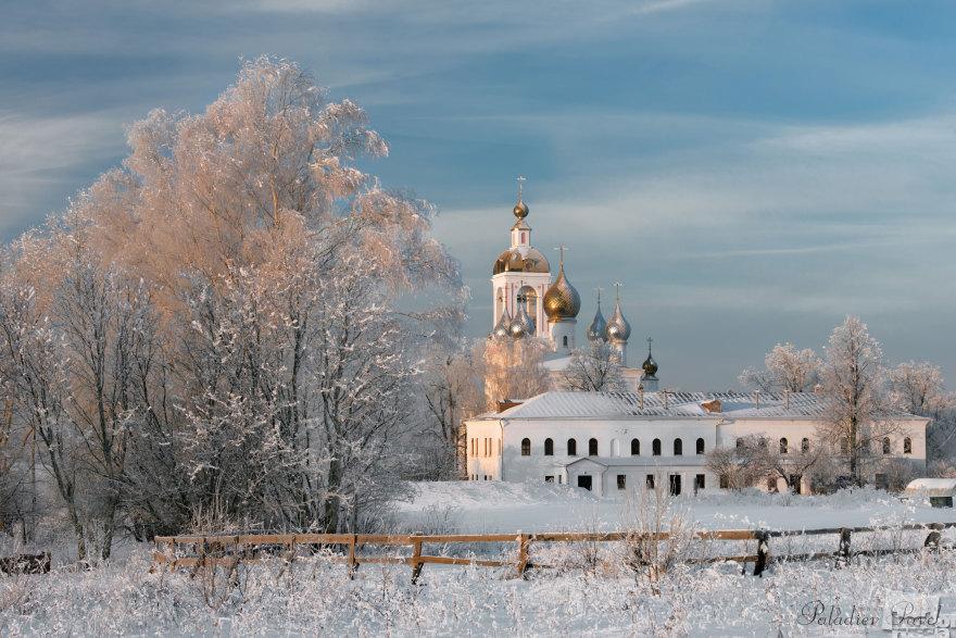 Nikolsky churchyard