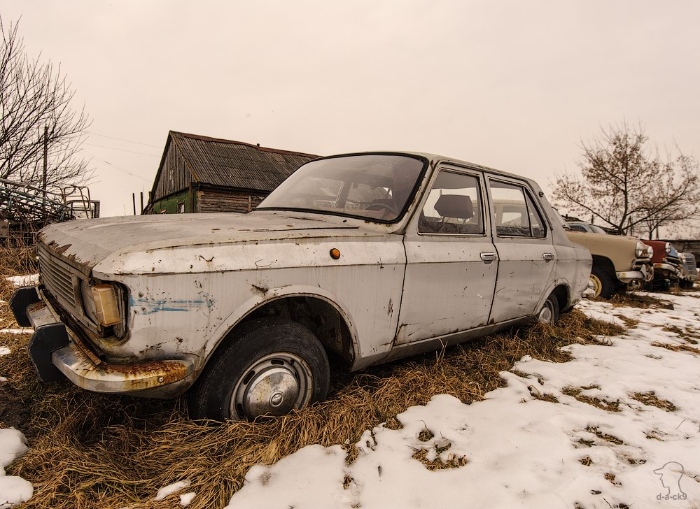 Cars cemetery: Dying unique old vehicles of Soviet Russia - 11