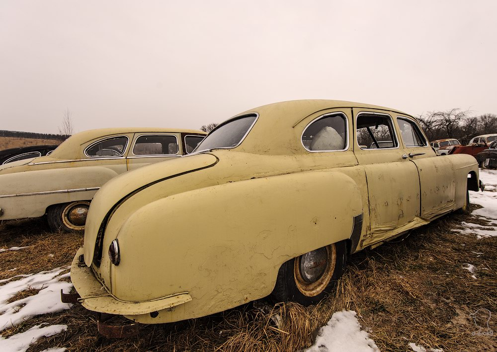 Cars cemetery: Dying unique old vehicles of Soviet Russia - 12