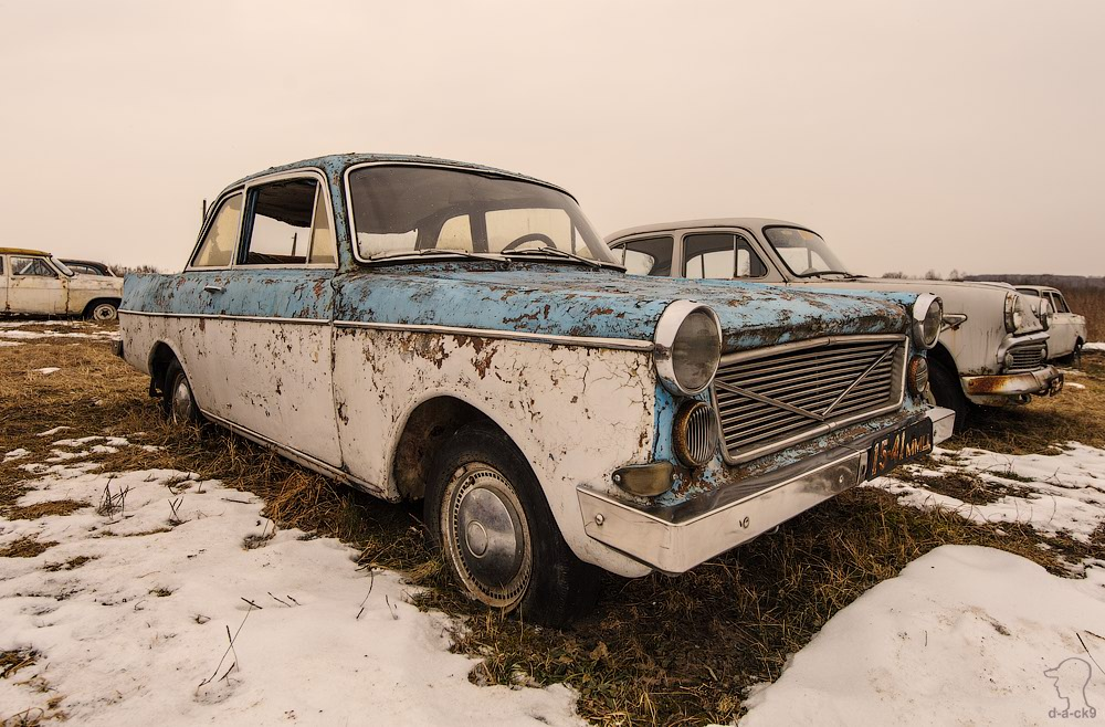 Cars cemetery: Dying unique old vehicles of Soviet Russia - 18