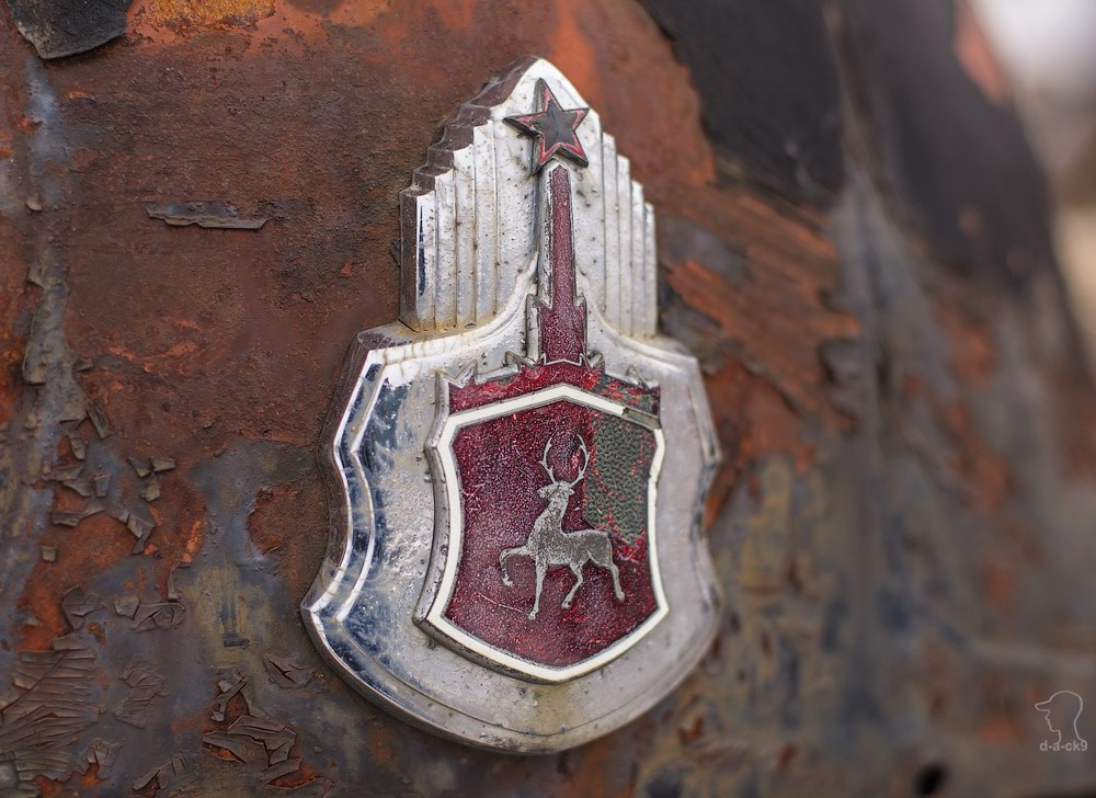 Cars cemetery: Dying unique old vehicles of Soviet Russia - 37