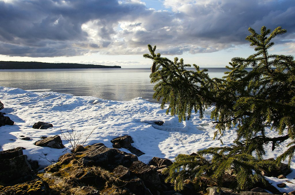Cold Republic of Karelia: Beautiful photos of untouched nature - 26
