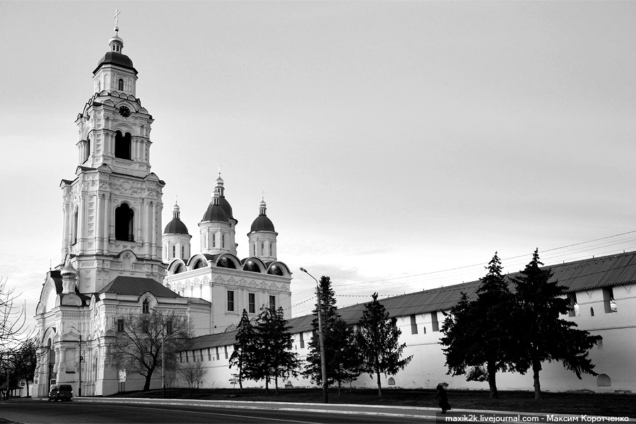 Enchanting Astrakhan: Glorious black and white photos of the city - 17