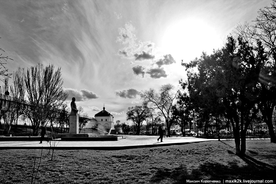 Enchanting Astrakhan: Glorious black and white photos of the city - 18