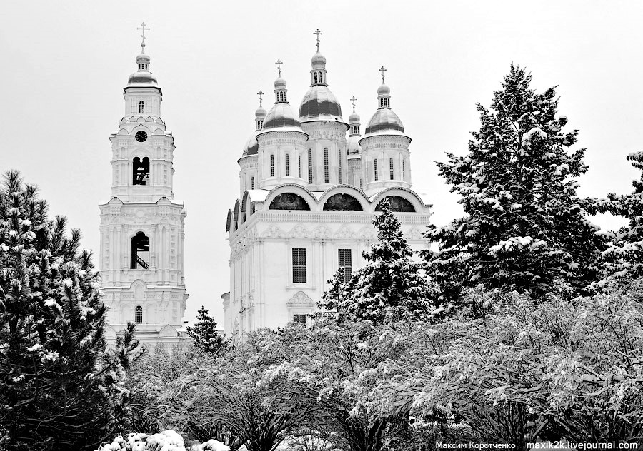 Enchanting Astrakhan: Glorious black and white photos of the city - 22