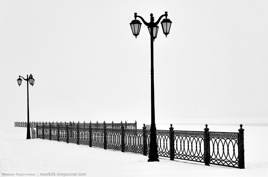 Enchanting Astrakhan: Glorious black and white photos of the city - 25