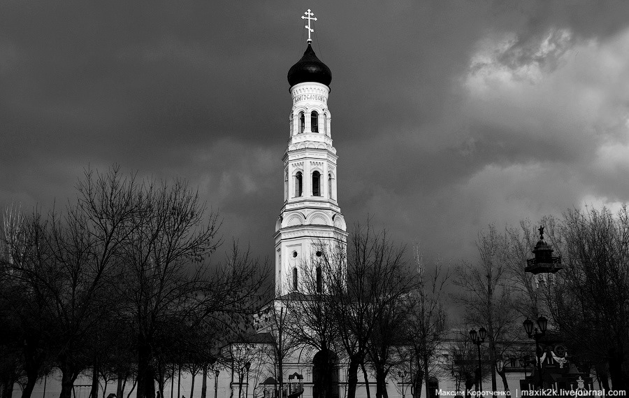 Enchanting Astrakhan: Glorious black and white photos of the city - 28