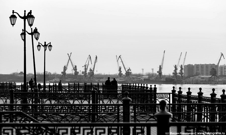 Enchanting Astrakhan: Glorious black and white photos of the city - 29