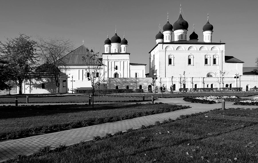 Enchanting Astrakhan: Glorious black and white photos of the city - 34