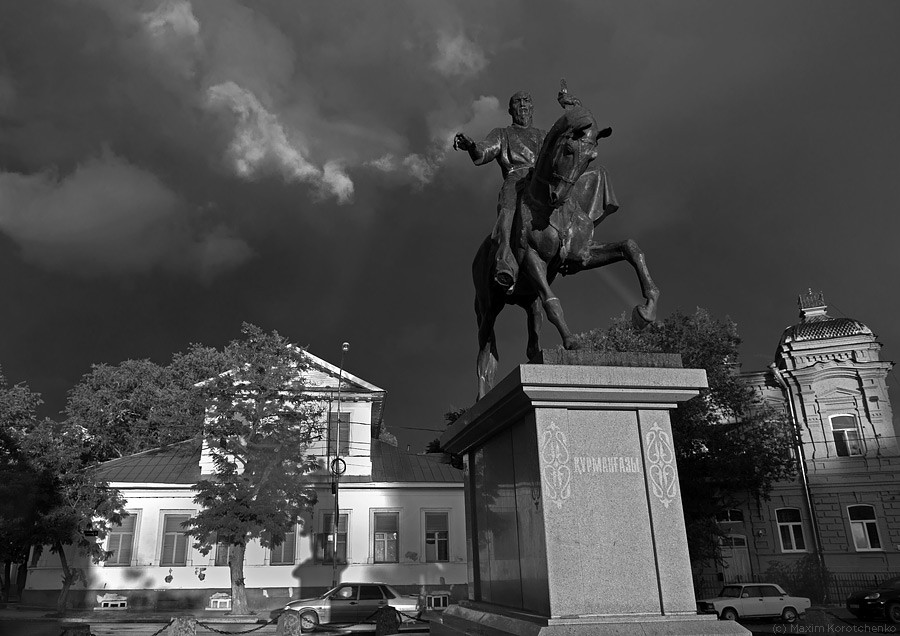 Enchanting Astrakhan: Glorious black and white photos of the city - 38