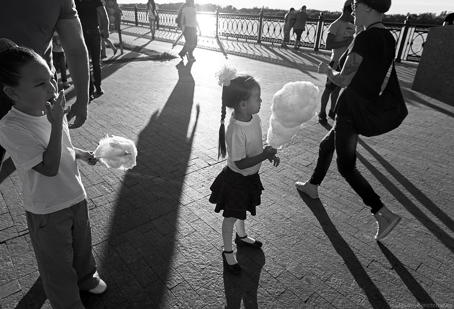 Enchanting Astrakhan: Glorious black and white photos of the city - 44