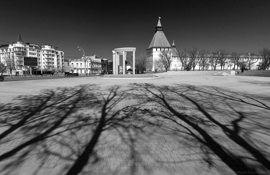 Enchanting Astrakhan: Glorious black and white photos of the city - 46