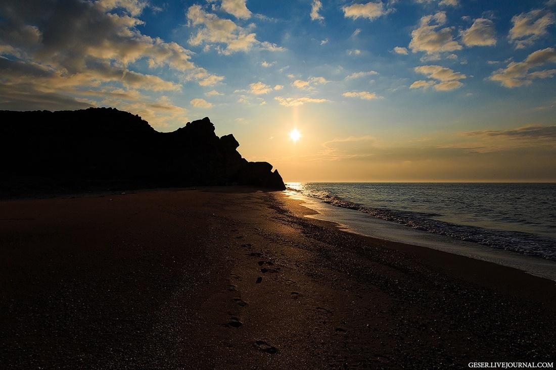 Generals beaches: Wonderful wild beaches and bays of Crimea - 14