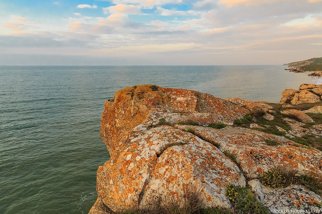 Generals beaches: Wonderful wild beaches and bays of Crimea - 15