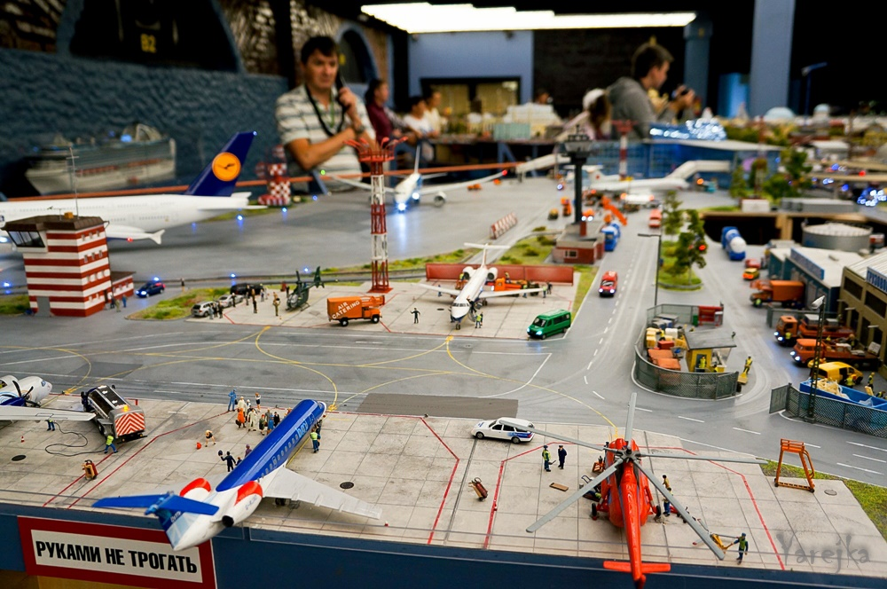 Grand model Russia: A huge detailed model of Russian urban life - 11