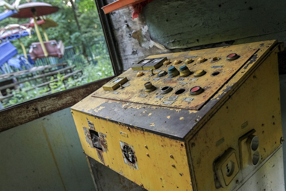 Lost childhood: Abandoned amusement park in Saint Petersburg - 21