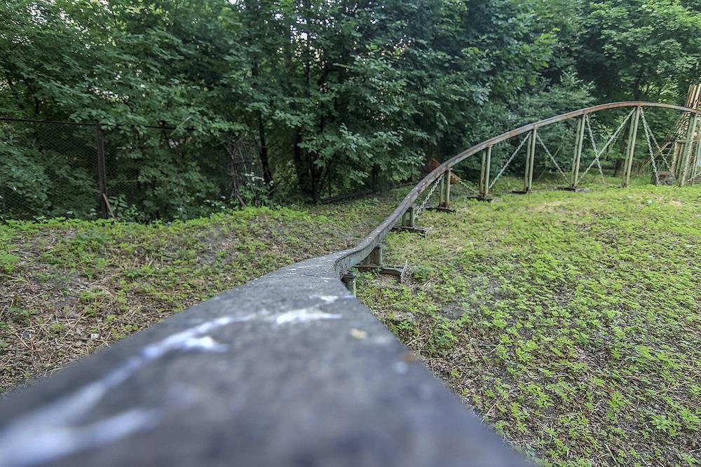 Lost childhood: Abandoned amusement park in Saint Petersburg - 40