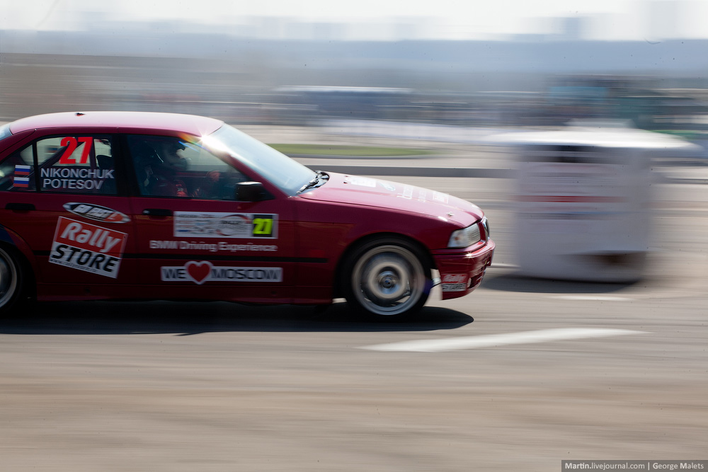 Photo report from the Rally Masters Show 2014 in Moscow - 16