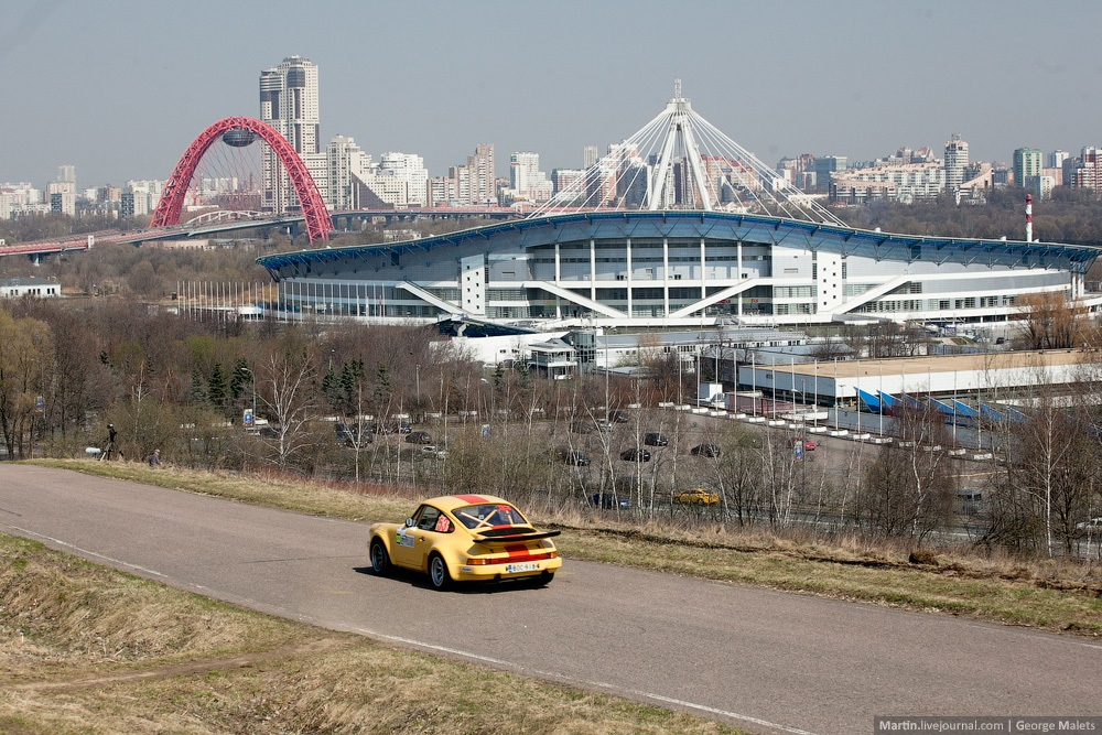 Photo report from the Rally Masters Show 2014 in Moscow - 23