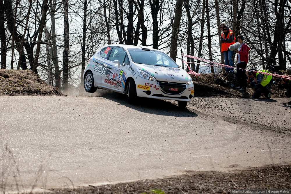 Photo report from the Rally Masters Show 2014 in Moscow - 25