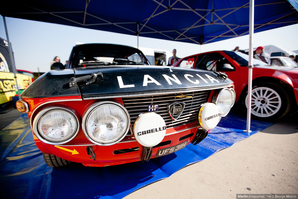Photo report from the Rally Masters Show 2014 in Moscow - 06