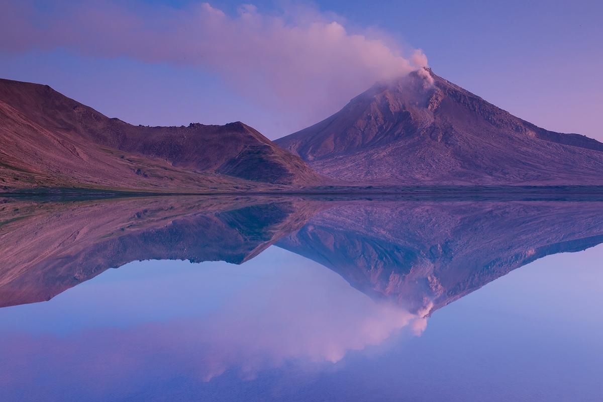 Volcano Kizimen