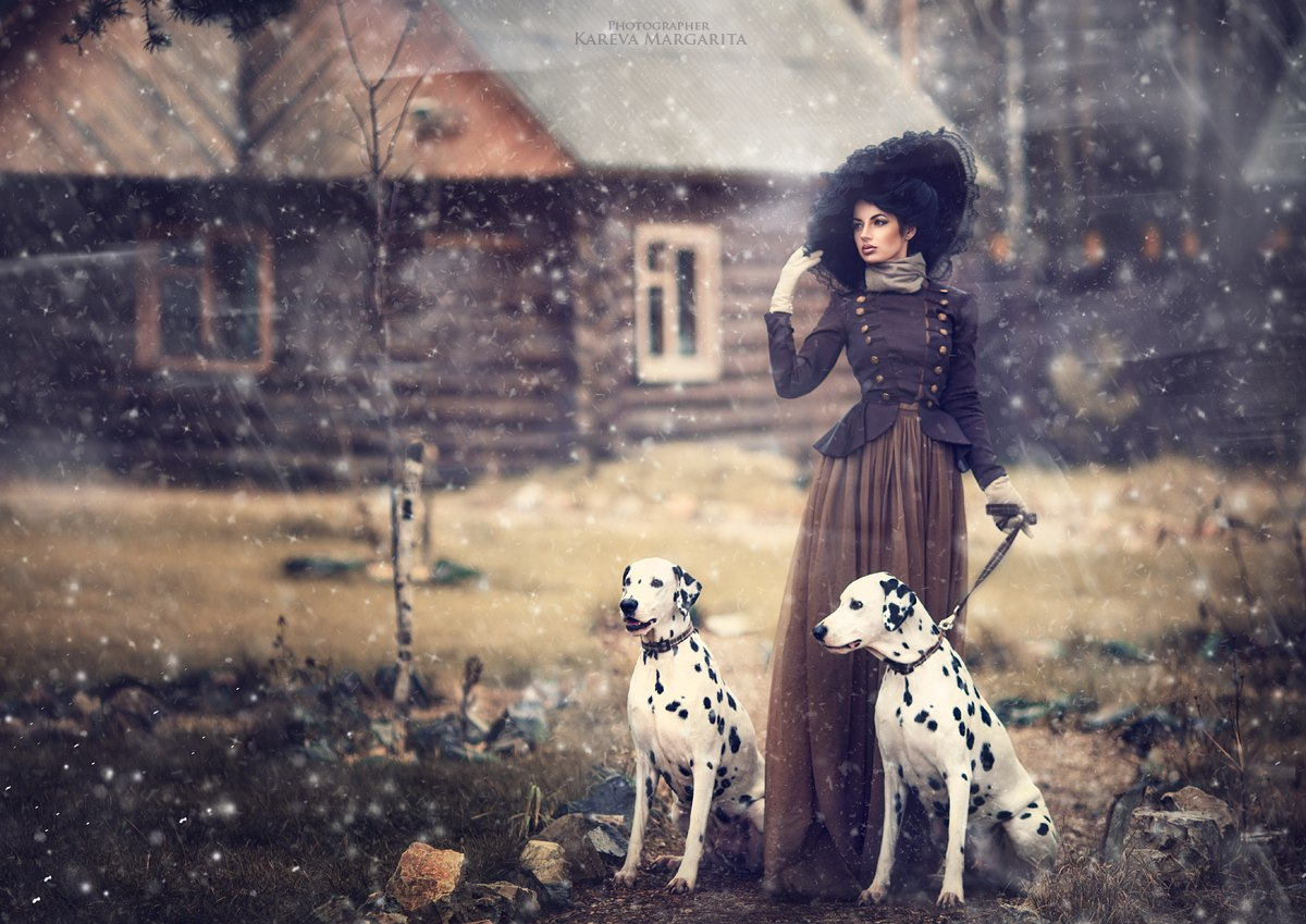 Women's worlds by Russian photographer Margarita Kareva - 09