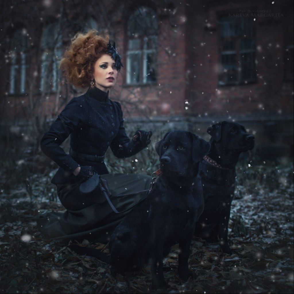 Women's worlds by Russian photographer Margarita Kareva - 12