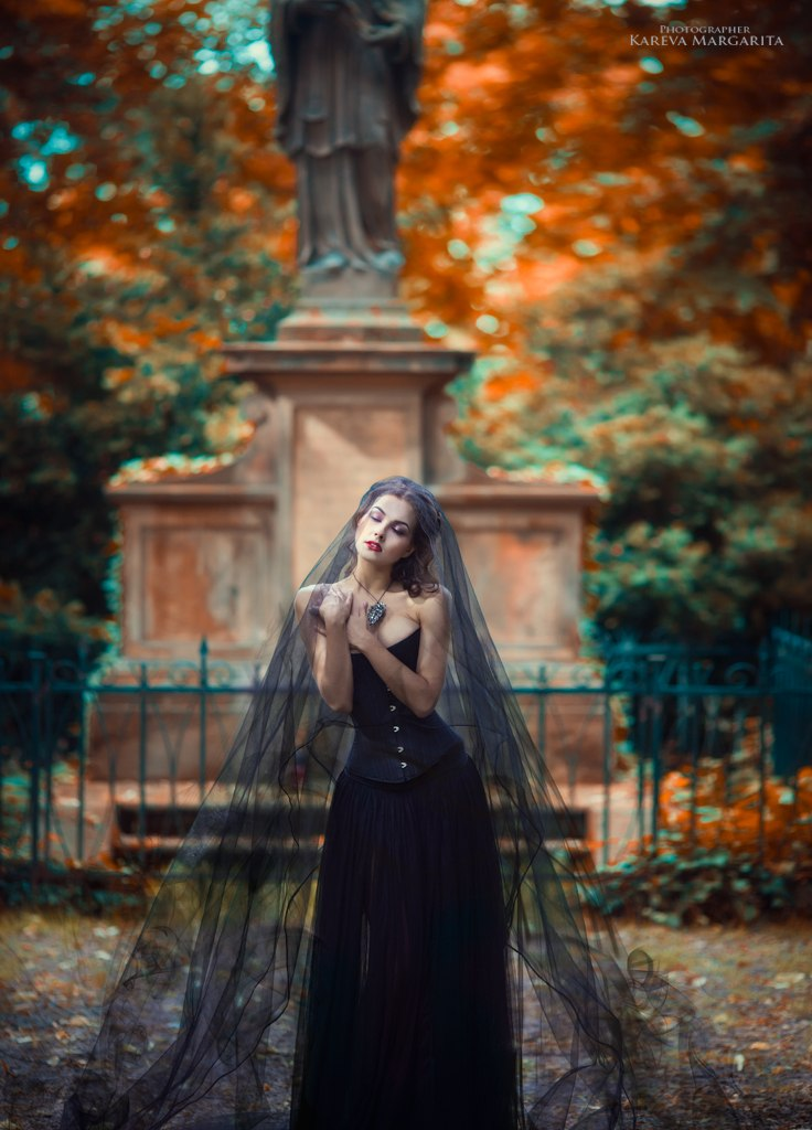Women's worlds by Russian photographer Margarita Kareva - 19