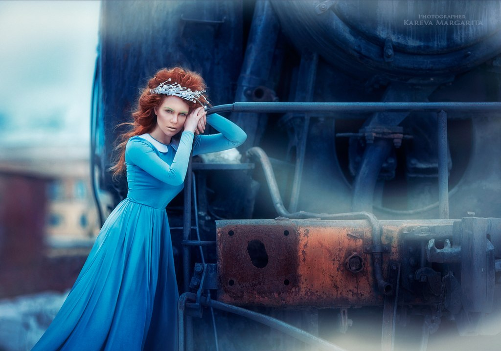 Women's worlds by Russian photographer Margarita Kareva - 43