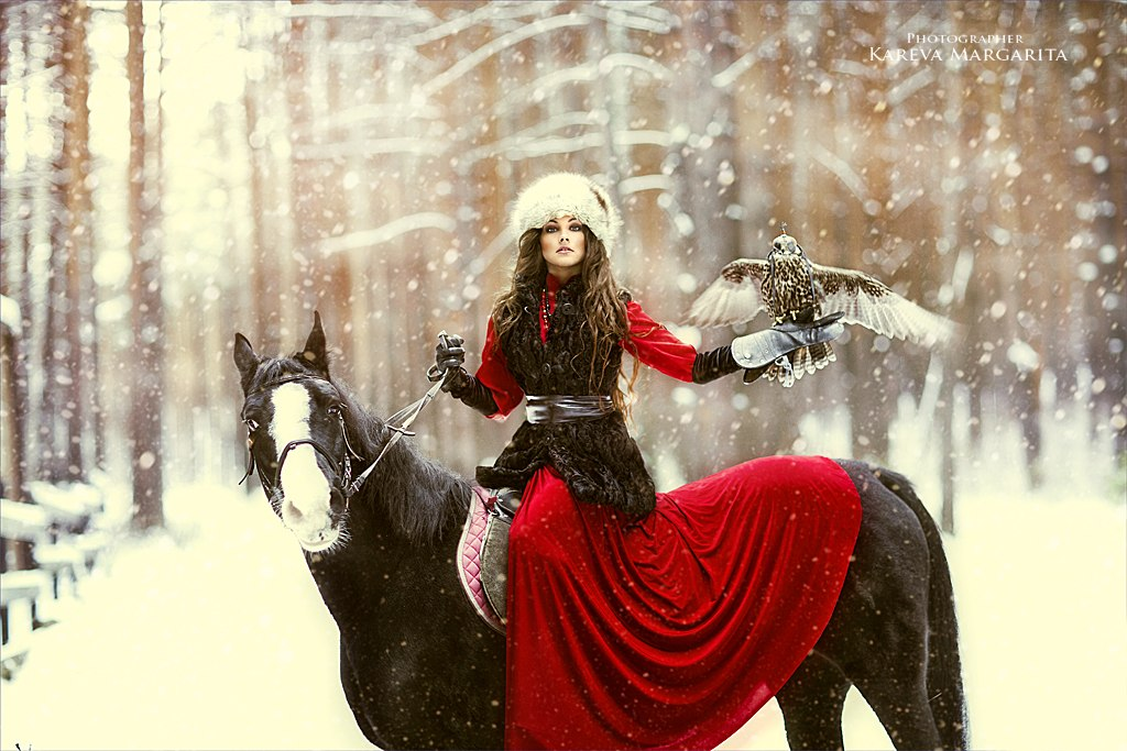 Magic women's worlds by Russian photographer Margarita Kareva - 61