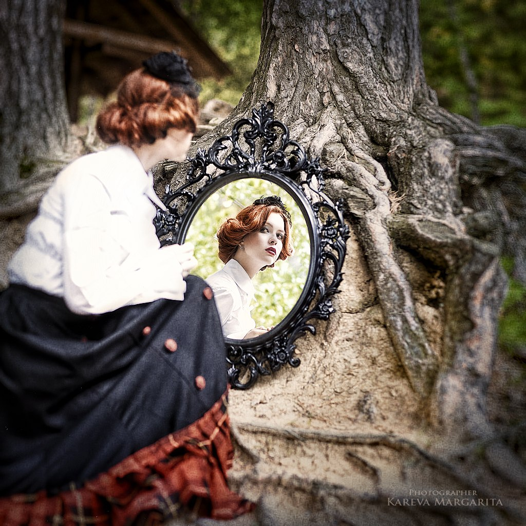 Magic women's worlds by Russian photographer Margarita Kareva - 66