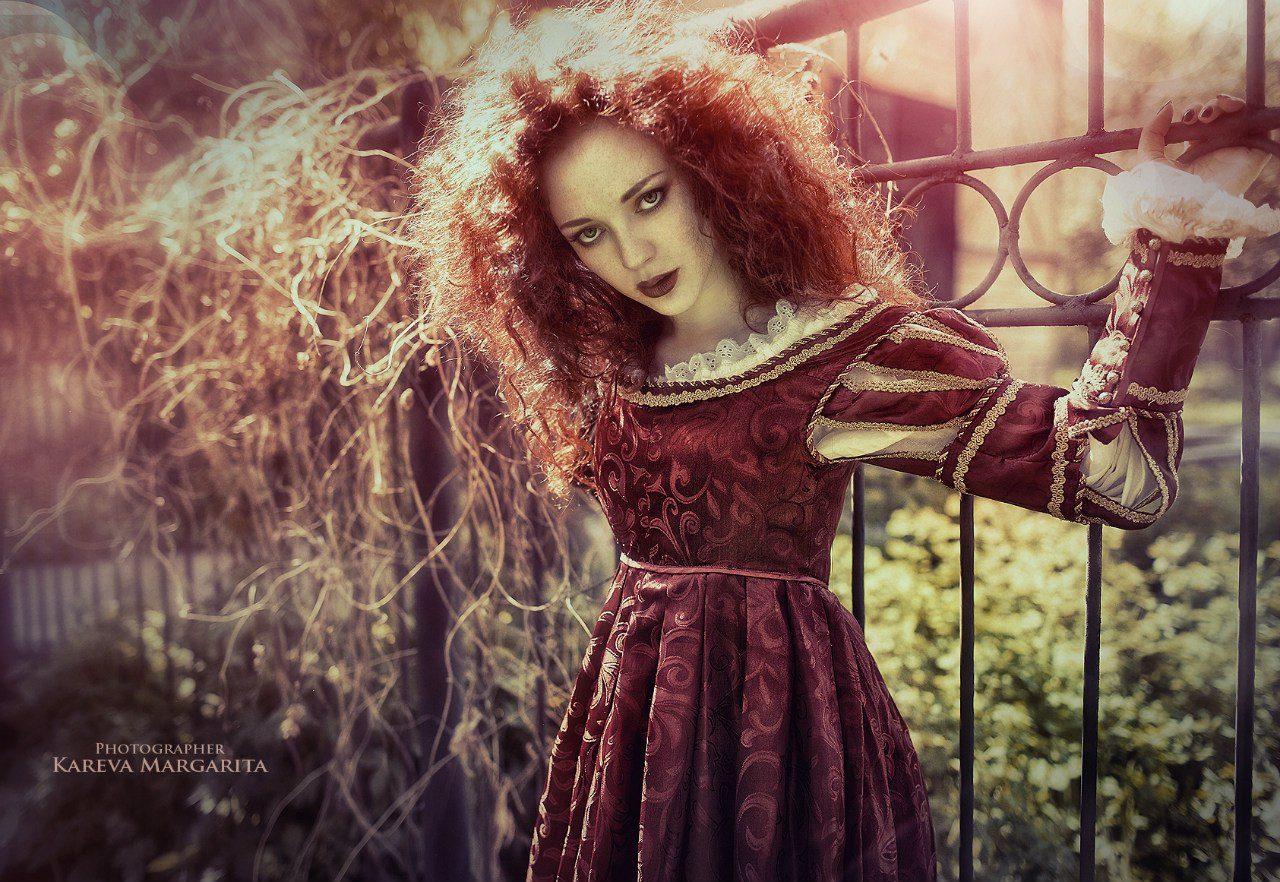 Magic women's worlds by Russian photographer Margarita Kareva - 85